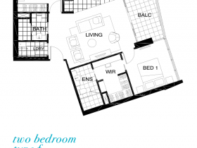 TwoBedroom